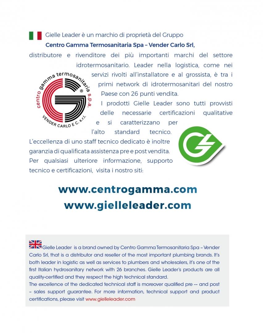 Centro Gamma Termosanitaria Spa Idraulica Arredobagno Condizionamento.Centrogamma