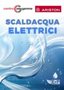 Scaldacqua elettrici ARISTON