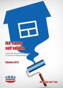 Opuscolo IVA Ridotta - Ediz. 2018