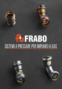 FRABO: manuale sistemi a pressare per impianti gas