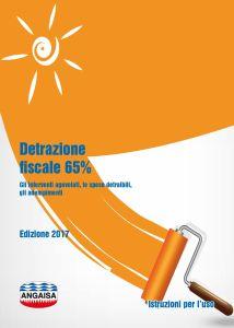 Opuscolo Detrazione Fiscale 65% - Ediz. 2017